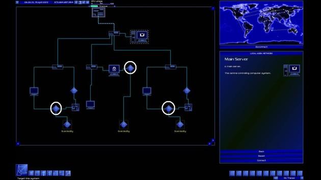 Niech was nie zmyli archaiczny interfejs i 5 kolorów na krzyż. Uplink to pomnik wśród gier o hakerach.