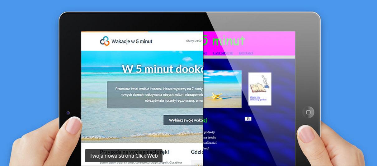 Click Web