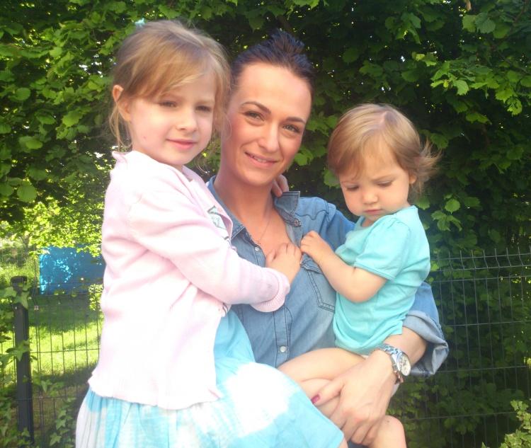 Maja, Menedżer ds. Rozwoju Marki (córka Iga lat 4,5 oraz córka Natalia lat 1,5)