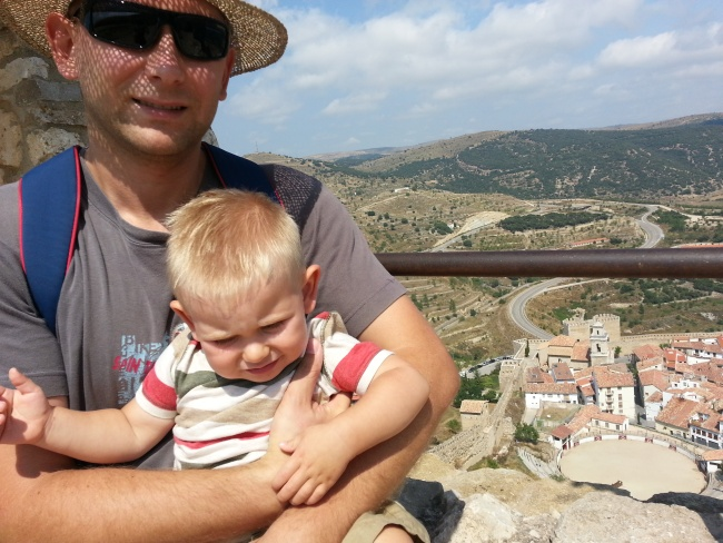 Piotr (CFO) z synem