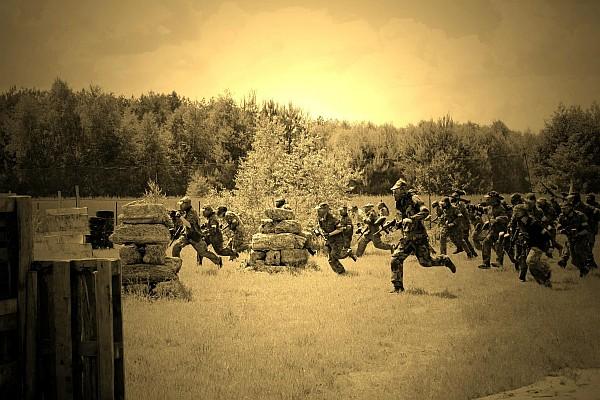 Zdjęcie pochodzi z prywatnego archiwum Patryka Rojewskiego. Publikacja za zgodą autora.