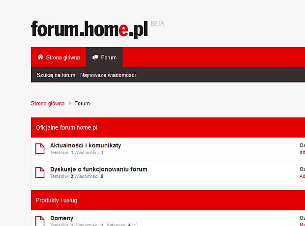 Nowa dokumentacja techniczna i forum już dostępne!