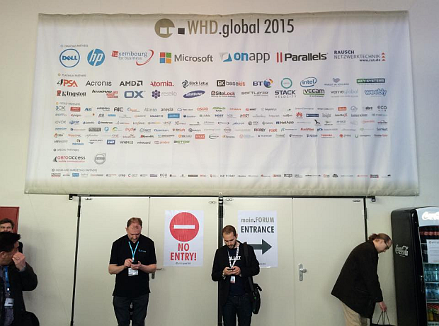 World Hosting Days 2015 – galeria z największego wydarzenia IT na świecie