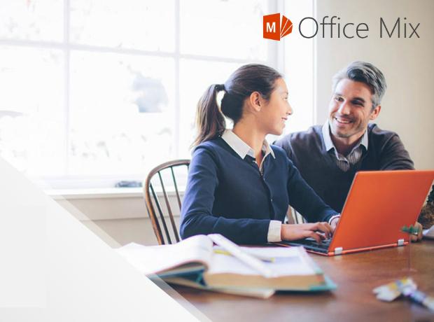 Twoja prezentacja może być jeszcze lepsza – jak prezentuje się Mix w Office 365?