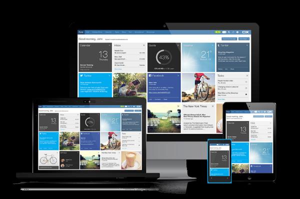Panel pocztowy dla wszystkich urządzeń, bez dodatkowych aplikacji. OX App Suite w home.pl.