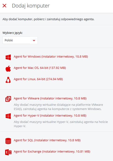 Wersja na MAC już dostępna. Dodatkowo wsparcie dla Microsoft SQL i Microsoft Exchange.