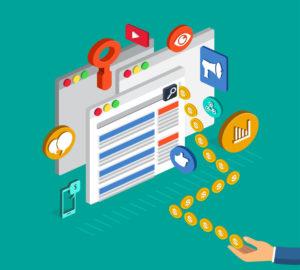 Wypisując zapytanie do wyszukiwarki Google użytkownik daje sygnał, że pragnie jakiegoś produktu - dlaczego nie ułatwić mu zakupu będąc na samej górze wyników?