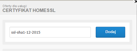 Kod SSL