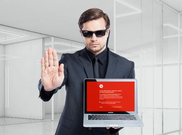 Jak zabezpieczyć stronę WWW przed atakiem? Poznaj SiteLocka, który chroni 5 milionów użytkowników.