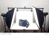 Shooting Table and studio lighting system