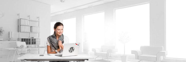 Bezpieczny WordPress z własną domeną i ochroną przed spamem