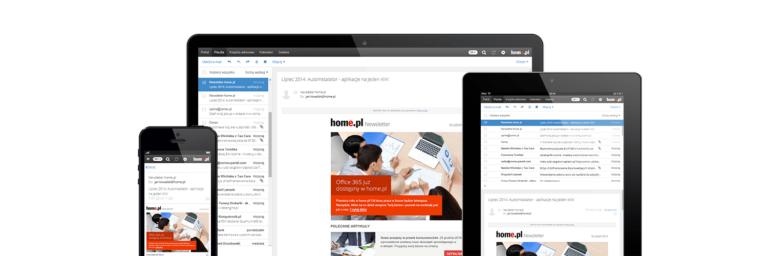 Aktualizacja poczty home.pl 7/8 czerwca – lista zmian