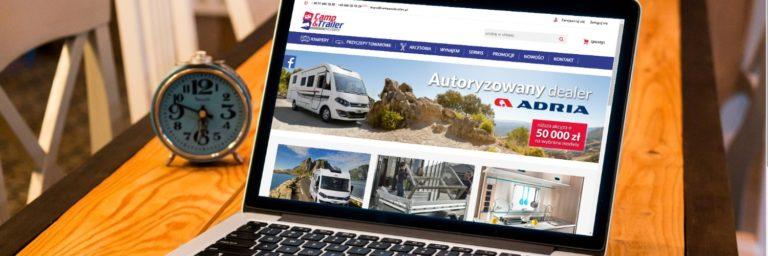 Jak ulepszyć swój e-sklep? Wystarczy sięgnąć po platformę sklepową Click Shop od home.pl!