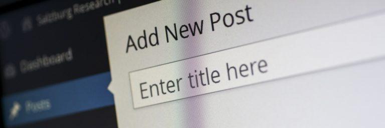 Wtyczki do WordPressa, którymi warto się zainteresować na starcie