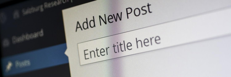 Wordpress - jakie wtyczki na początek?