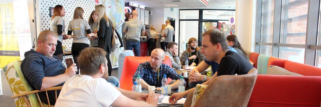 Ultra Innovation 2017 - hackathon w home.pl
