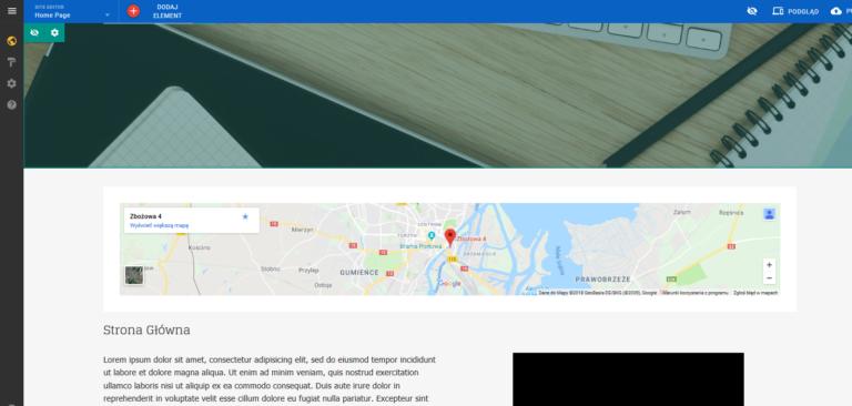 Kreator Stron WWW - home.pl