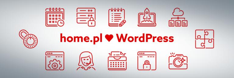home.pl lubi WordPress – nowe możliwości WordPress Hosting SSD!