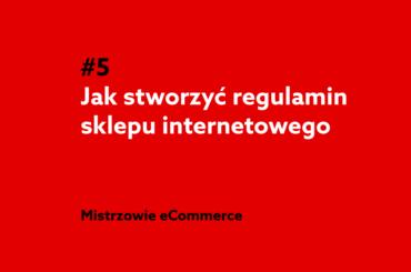 Jak stworzyć regulamin dla sklepu internetowego? Podcast home.pl