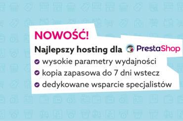 Prestashop w home.pl - poznaj zalety Prestahosting