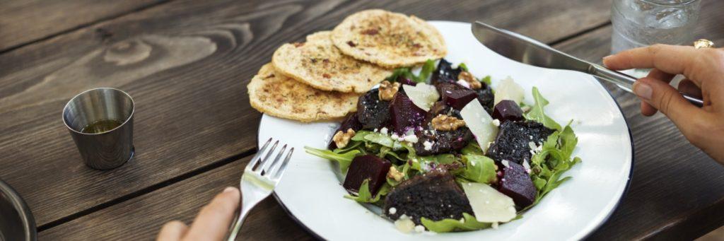 Pozycjonowanie sklepu internetowego z żywnością - catering dietetyczny w Google