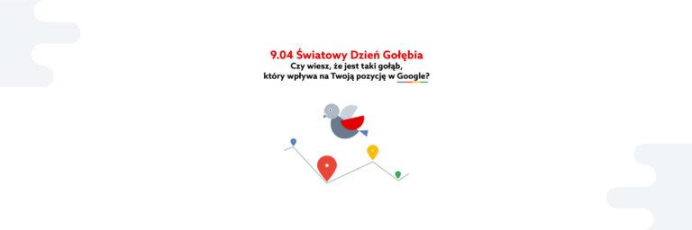Pozycjonowanie lokalne – jak algorytm Gołąb wpływa na widoczność strony WWW?