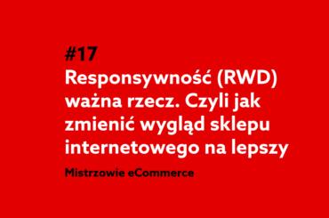 Responsywna szata sklepu internetowego (RWD) - podcast home.pl