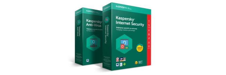 Kaspersky – kupony rabatowe SIERPIEŃ 2019