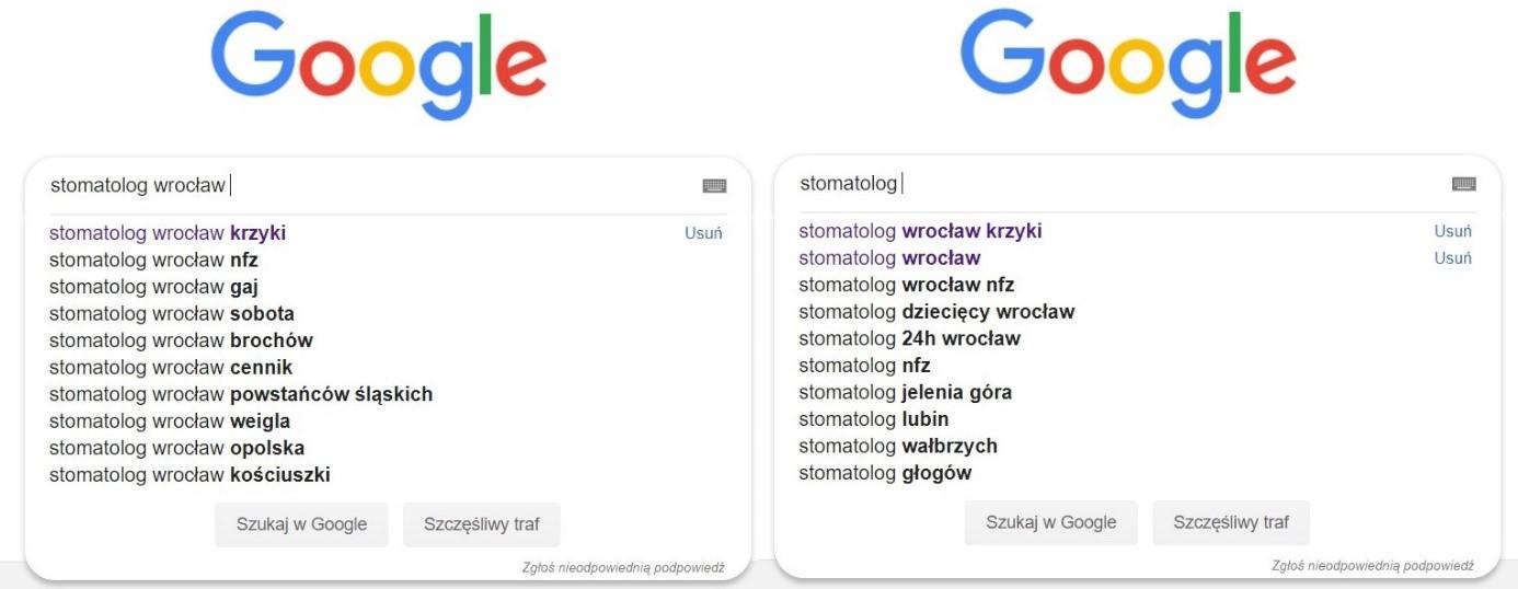 POZYCJONOWANIE FIRM W GOOGLE BRZESKO