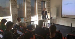 Uczestnicy spotkania dowiedzieli się m.in. jak pozyskać klientów dla poszczególnych usług - nie tylko hostingu lub domen!
