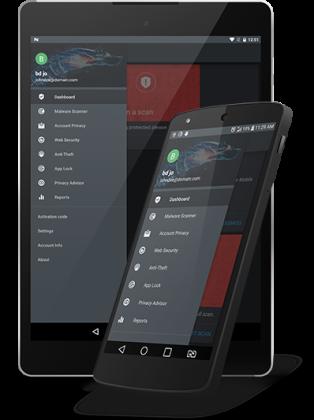 Antywirus na Androida - Bitdefender