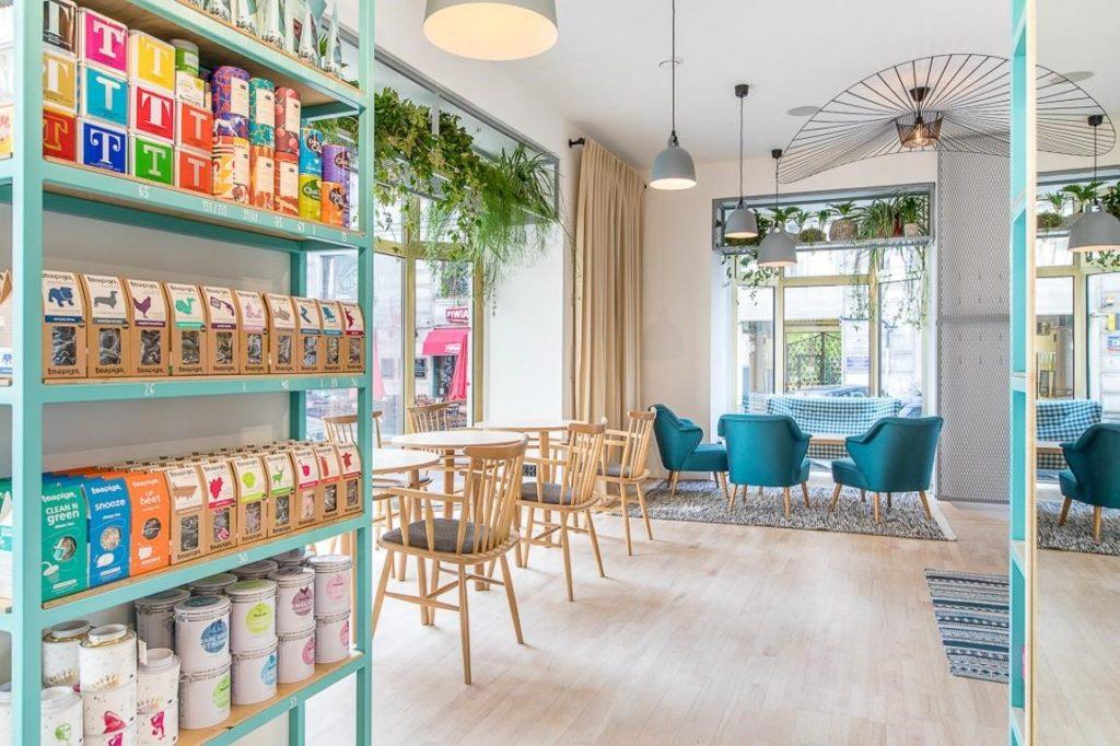 Kawiarnia Coffeedesk w Warszawie