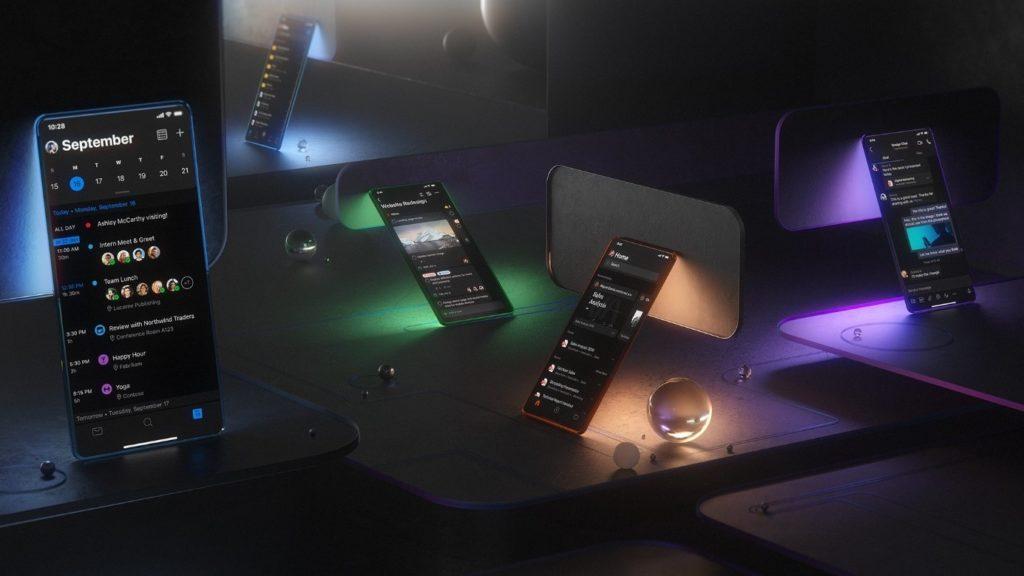 Dark Mode, ciemny motyw w Office 365