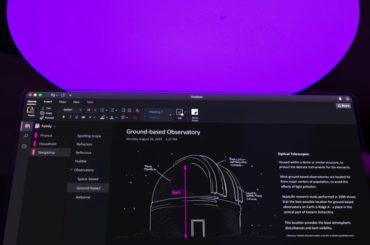 Ciemny motyw w Office 365