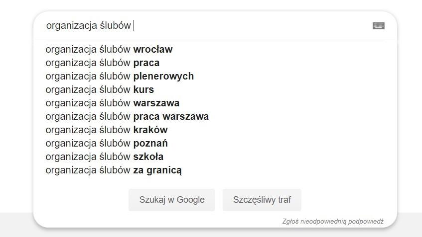 Pozycjonowanie strony WWW - Warszawa