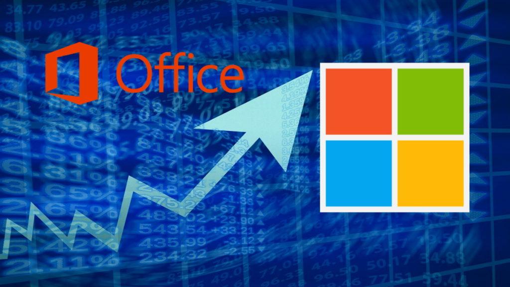 Ile zarabia Microsoft? Największy zysk z Office i chmury w Q1 2020.