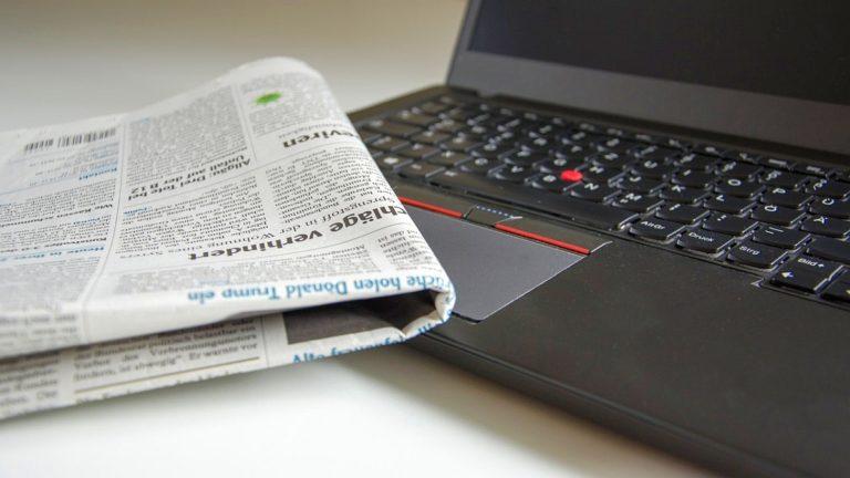 Komunikat prasowy w małej firmie – jak go napisać?
