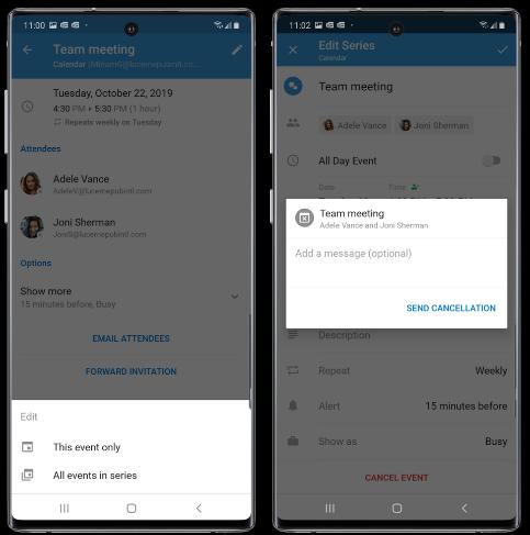Nowa aktualizacja dla Outlook Mobile