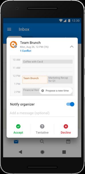Outlook otrzymuje nowe funkcje dla iOS i Android