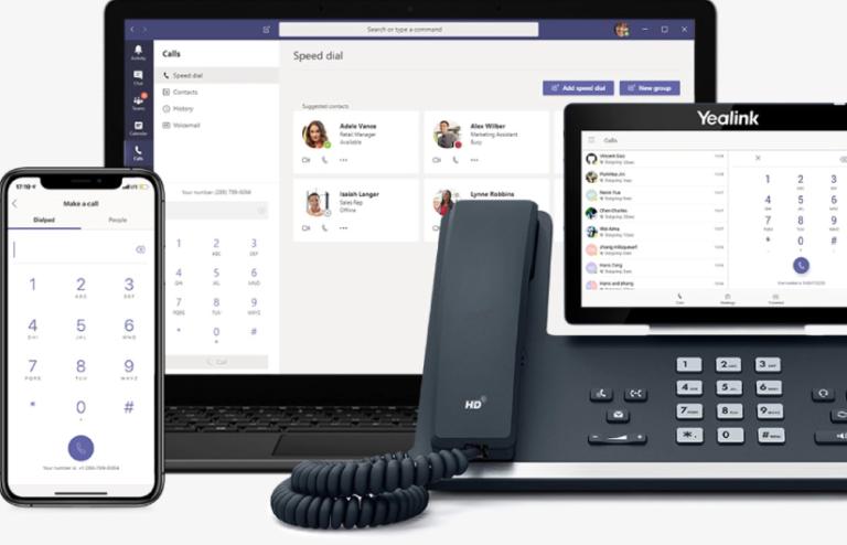 Microsoft 365: Teams z nowym systemem telefonicznej komunikacji biznesowej
