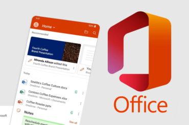Office na iOS i Android, nowe logo aplikacji