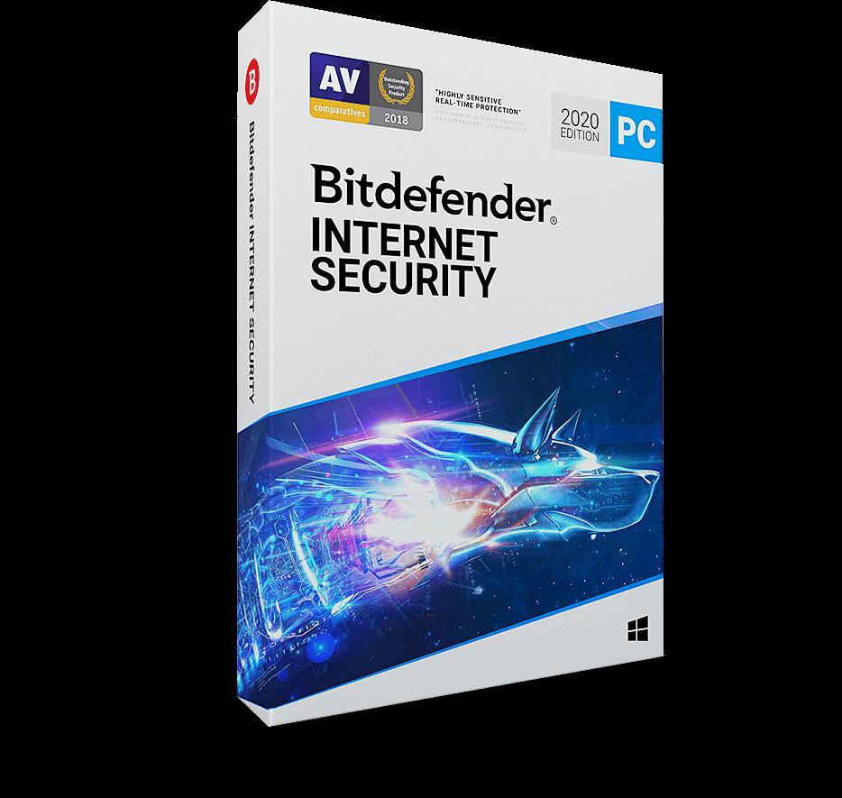 Polecany antywirus na 2020 rok - Bitdefender Internet Security
