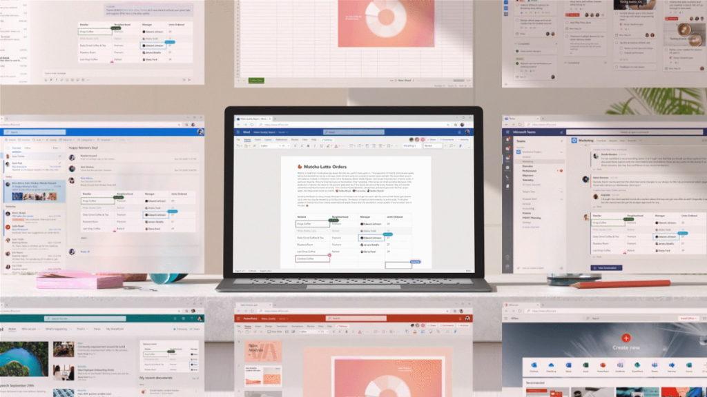 Ignite 2019: Fluid Framework to wizja Microsoftu na przyszłość pracy przez internet