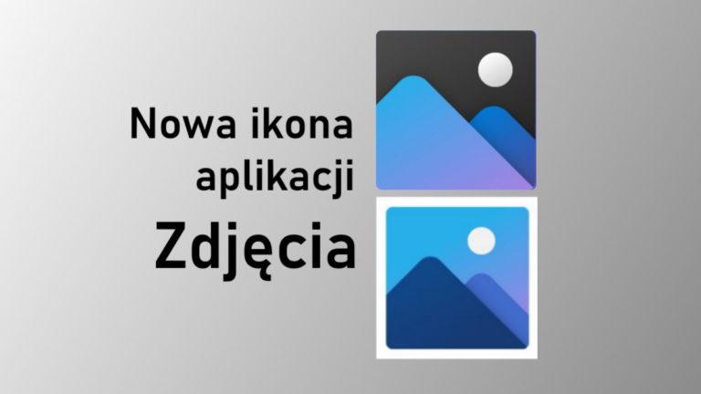 Microsoft: Nowa propozycja ikony aplikacji Zdjęcia w stylu Fluent Design