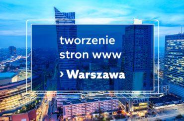 Stworzenie strony WWW - Warszawa