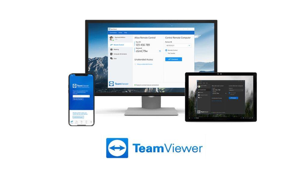 TeamViewer - aplikacja do zdalnego dostępu