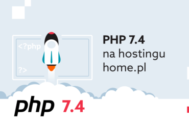 PHP 7.4 na hostingu home.pl