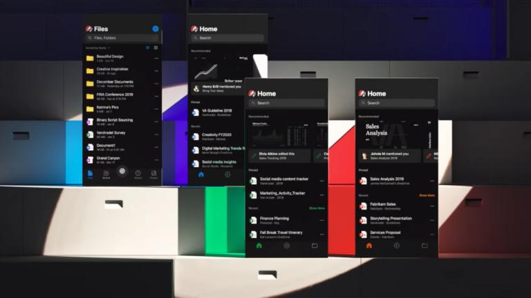 Fluent Mobile: aplikacje Microsoft na systemy iOS i Android z Fluent Design
