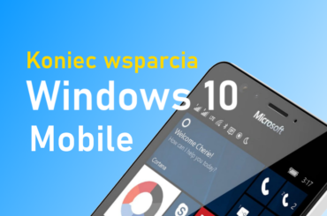 Koniec Windows 10 mobile
