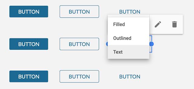 Witryny Google: jak dostosować wygląd guzików?